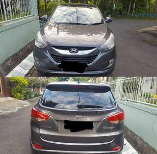 Hyundai Tucson XG 2012 AT
