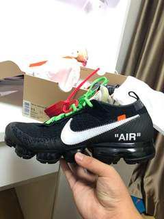 🚚 Nike Off white Vapormax OG