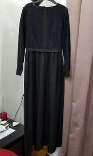 #UNDER90 #mcfashion - Black Dress by Poplook