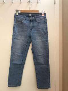 Garage 3/4 jeans sz24-25