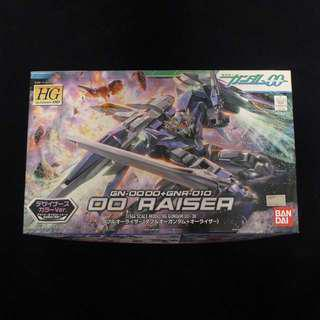 Brand new Bandai 1:144 Gundam oo Raiser Gundam Designer Color version model kit