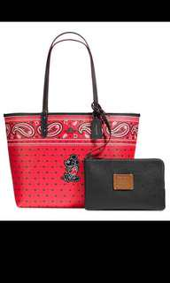 Disney x Coach Mickey Tote Bag - Reversible