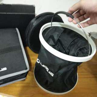 🚚 LEXUS 車用品 保冰袋+折疊水桶