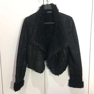 Jaket Kulit Jacket Bulu