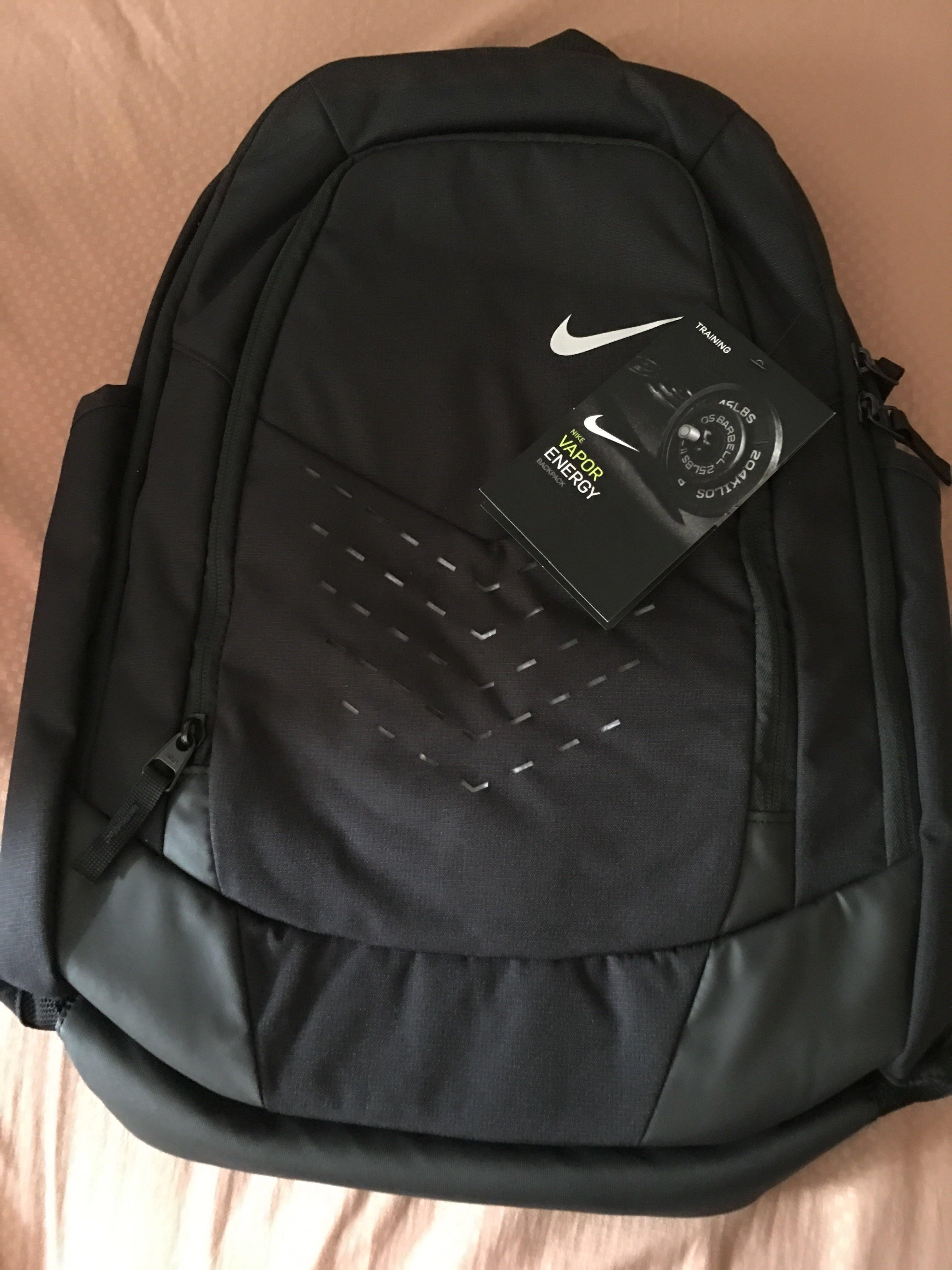 Authentic Nike Vapor Energy Backpack, Men's Fashion, Bags