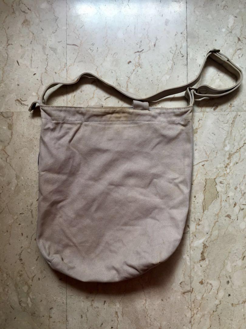 964ad7740 Baggu Grey Sling Bag