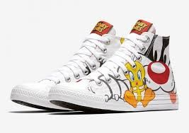 all star converse looney tunes