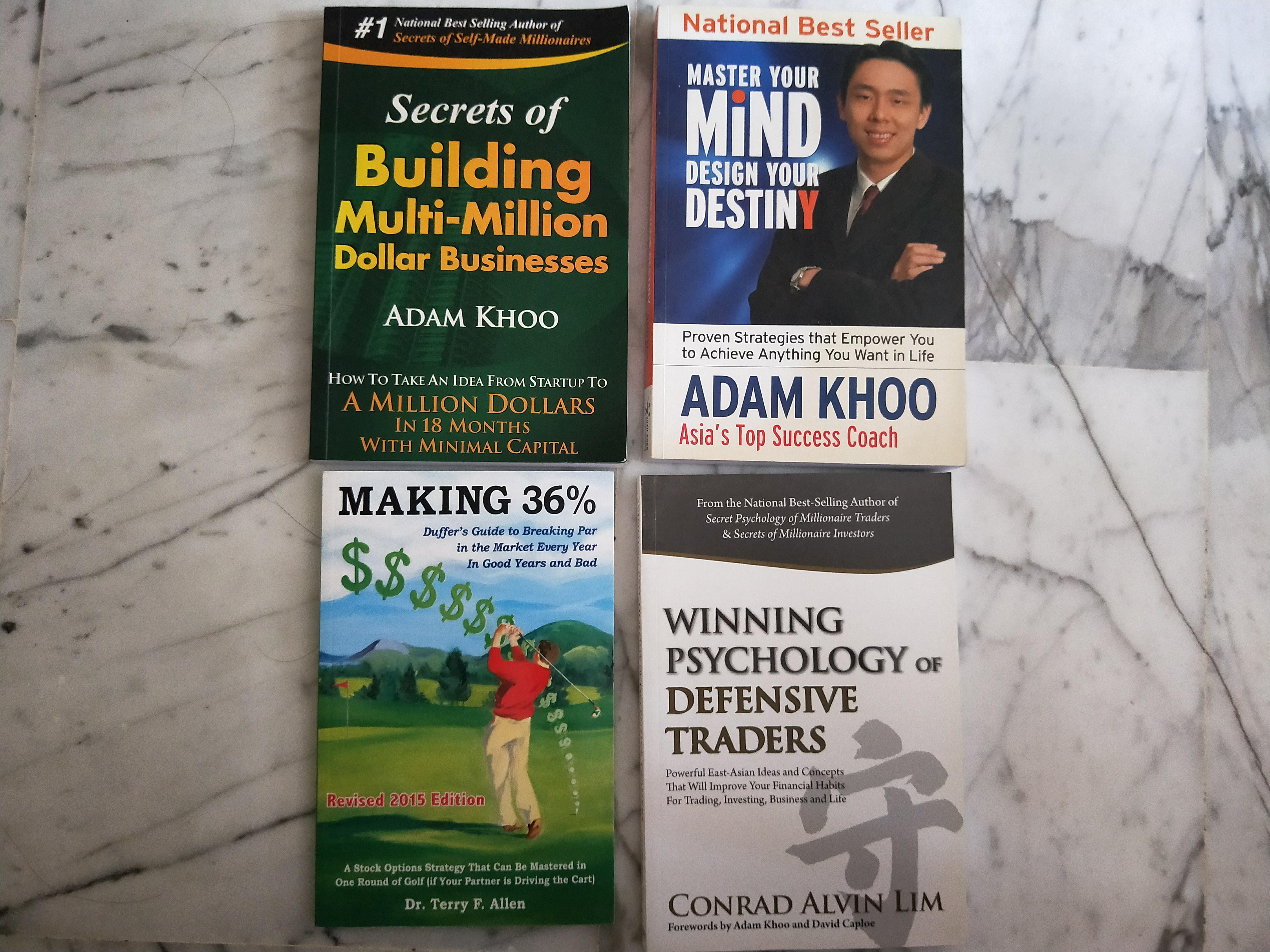 Bundle investment trading books
