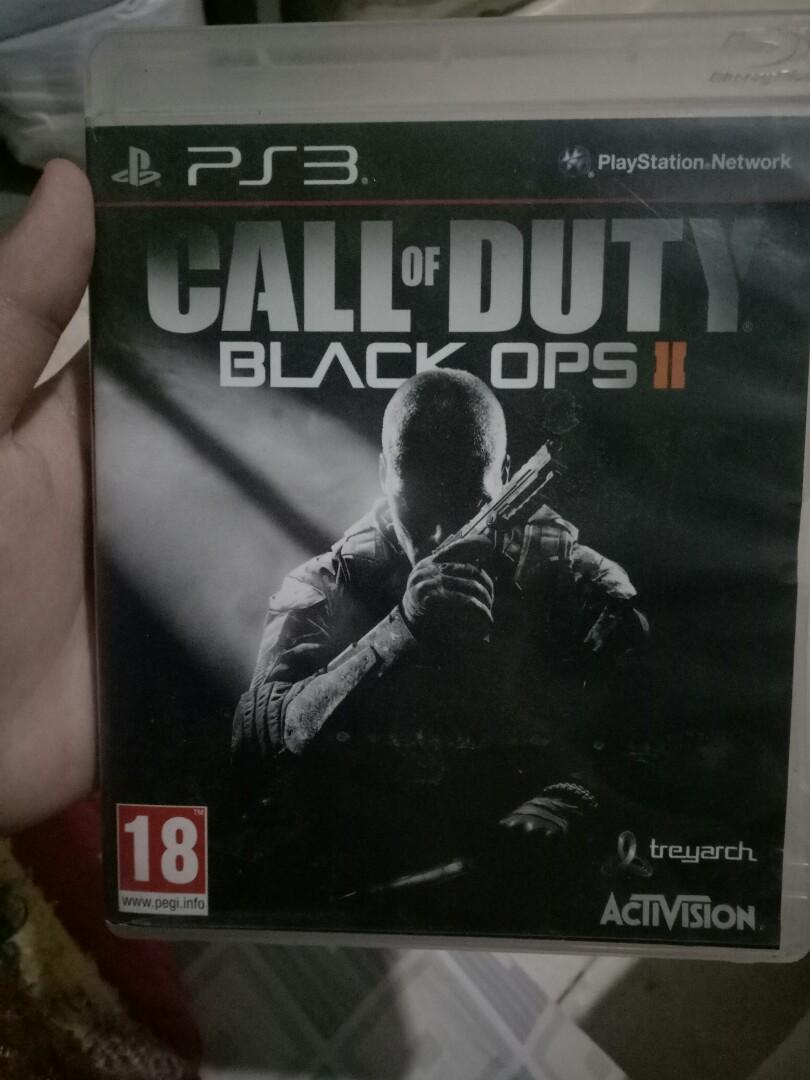 Call of duty black ops 2 _ ps 3