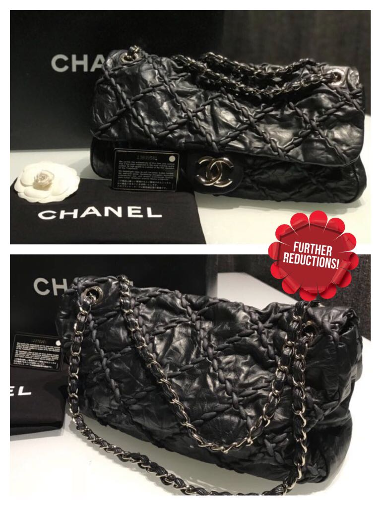 c3ef1f26681e Chanel Flap Bag (Further Reduction Lehlong Prices)