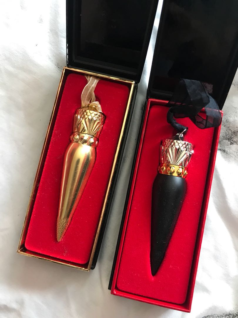 Christian Louboutin Lipstick Luxury Accessories Others On Carousell