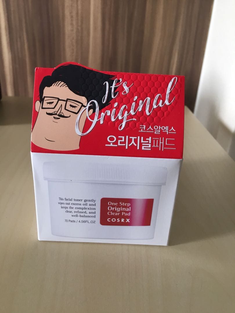 Cosrx One Step Original Clear Pads Health Beauty Face Skin Pimple Pad 70 Pcs Care On Carousell