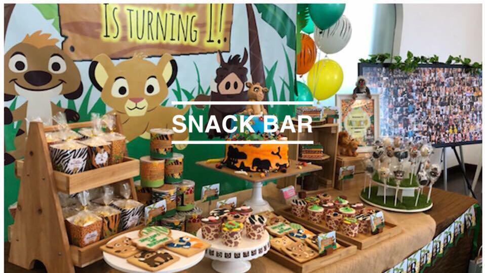 Customised Deco Dessert / Snack Table, Everything Else on ...