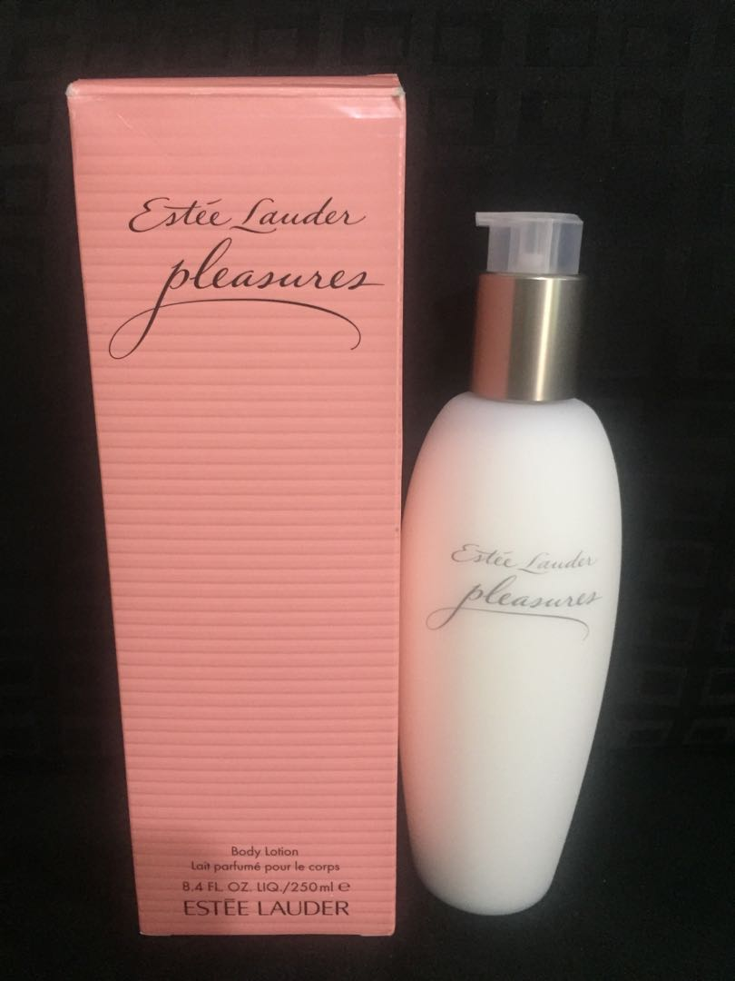 Lotion Estee Body On Lauder Carousell Pleasures W9HIDE2