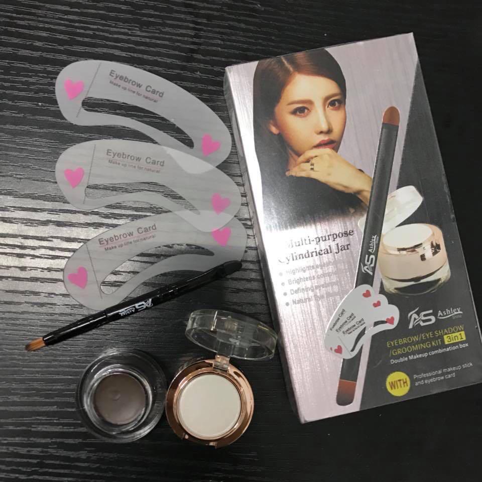 Eyebrow Eyeshadow Grooming Kit