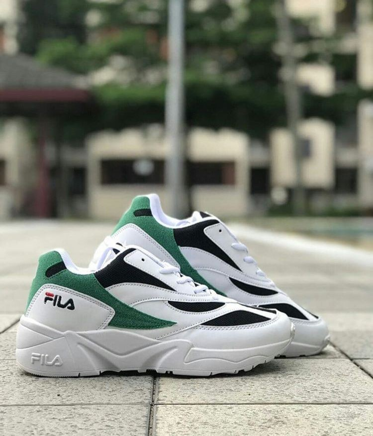 Fila Disriptor Venom 94 Green White