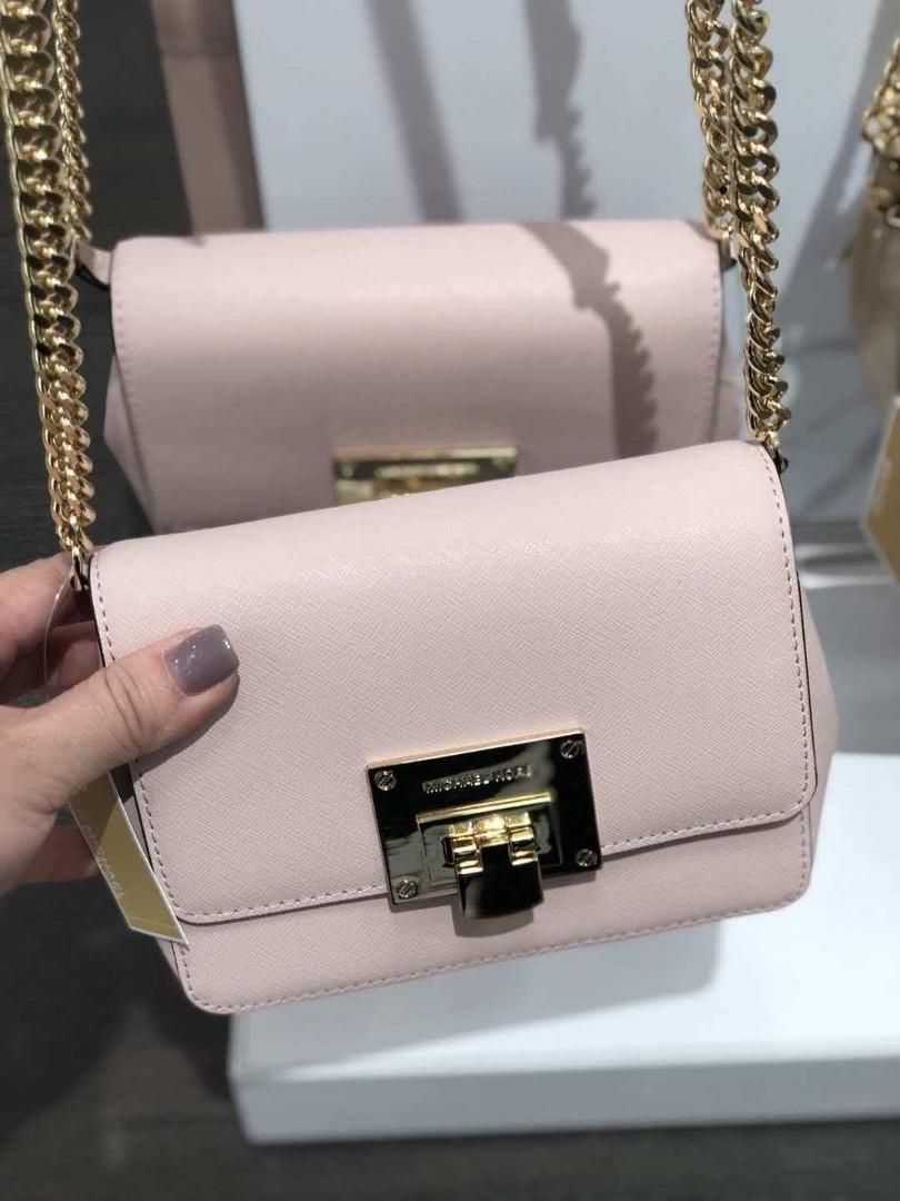 d1a1da435747 🔥GSS Sale🔥MICHAEL KORS Tina Sling Bag, Women's Fashion, Bags ...
