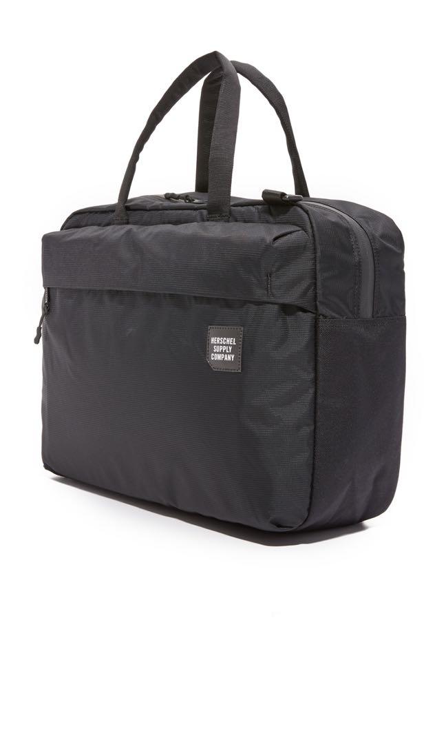 db67d7cfc1b Herschel Supply Co 3 Way Convertible Britannia Trail Briefcase ...