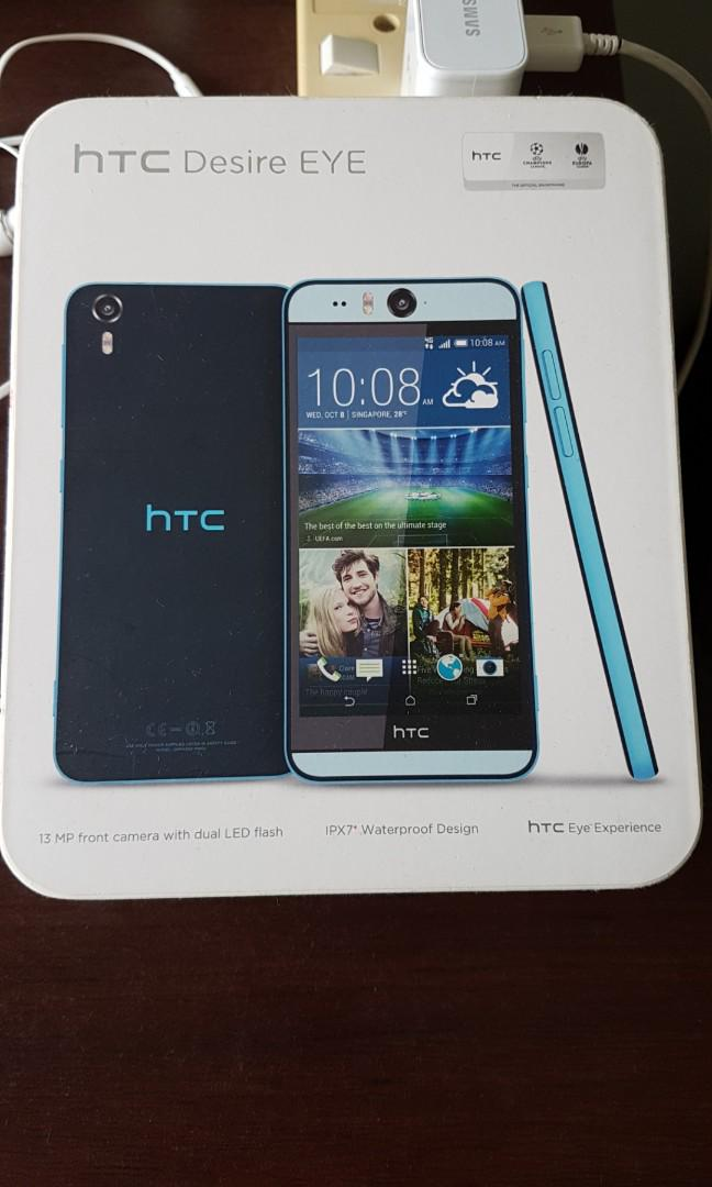 HTC Desire Eye box, Mobile Phones & Tablets, Others on Carousell