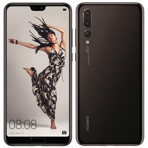 Huawei P20 PRO new singtel set (black colour)