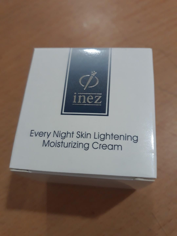 Every Night Skin Inez Beli Harga Murah Correcting Cream Vivid Kosmetik Light Moisturizing Olshop Fashion Produk Kecantikan On