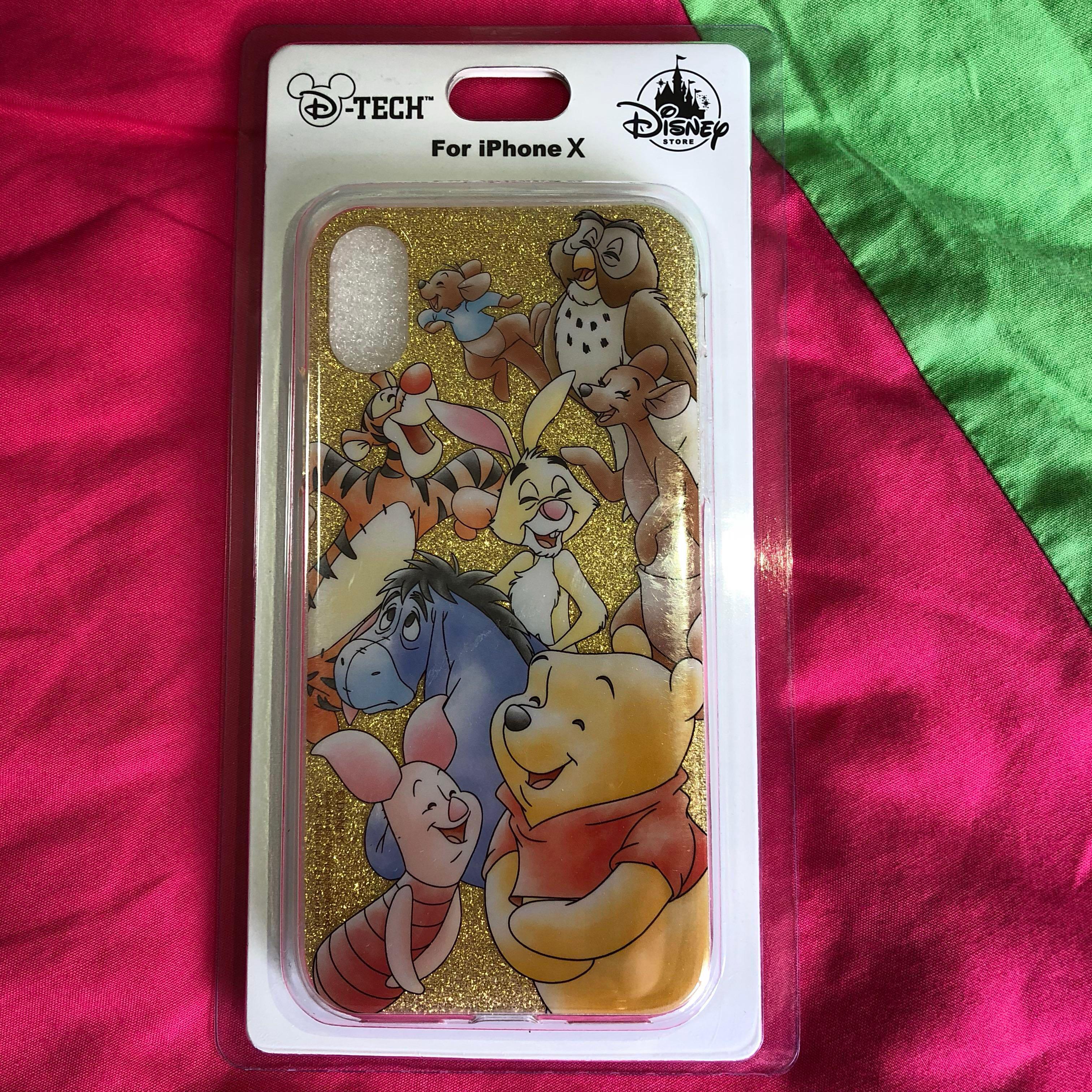IPhone X Disney Winnie the Pooh cover