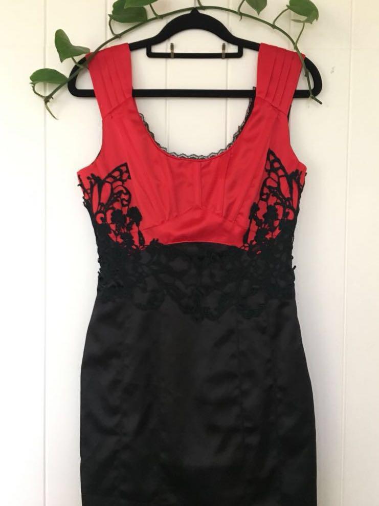 💄Karen Millen Silk Dress