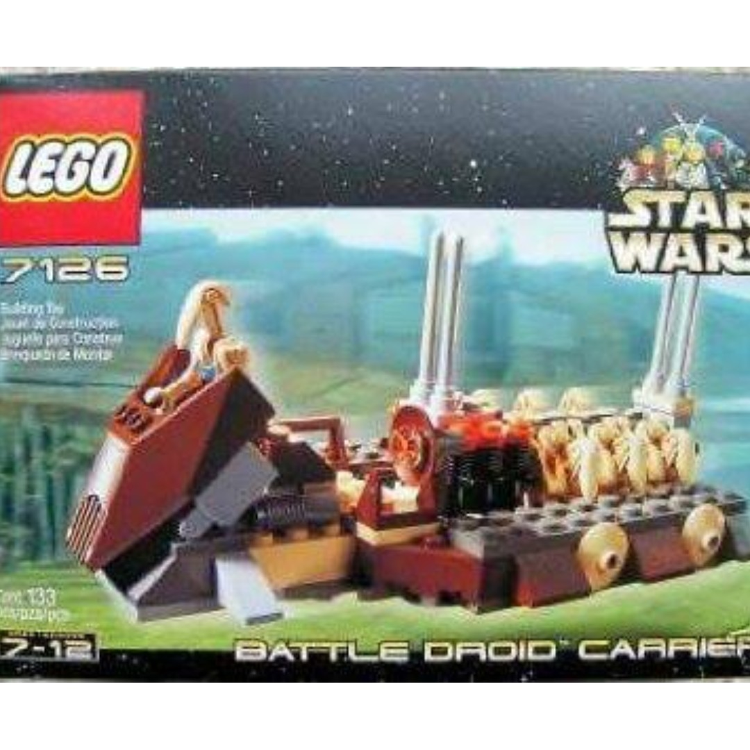 LEGO Star Wars: Battle Droid Carrier (7126) (in Box)