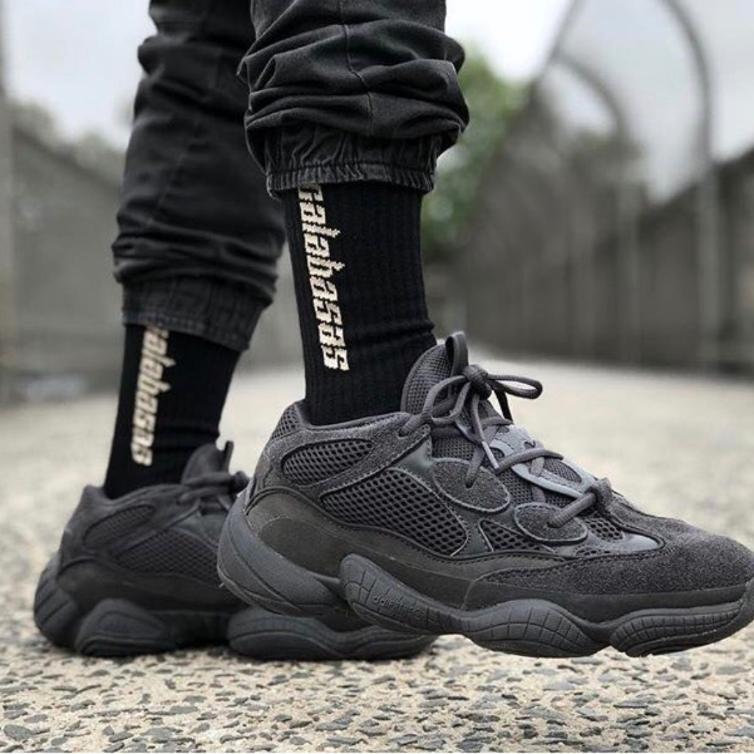 012e860460dbd LOCAL  UK7 YEEZY 500 UTILITY BLACK