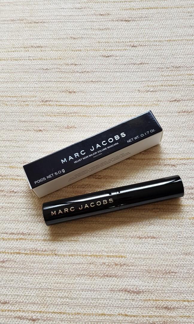 52423855694 Marc Jacobs Velvet Noir Volume Mascara, Health & Beauty, Makeup on ...