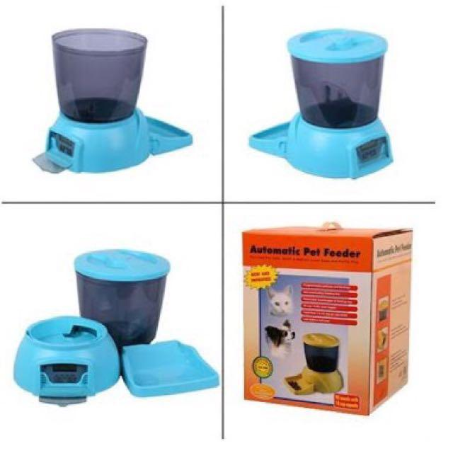 *On Sale* Large Automatic Pet Food Feeder