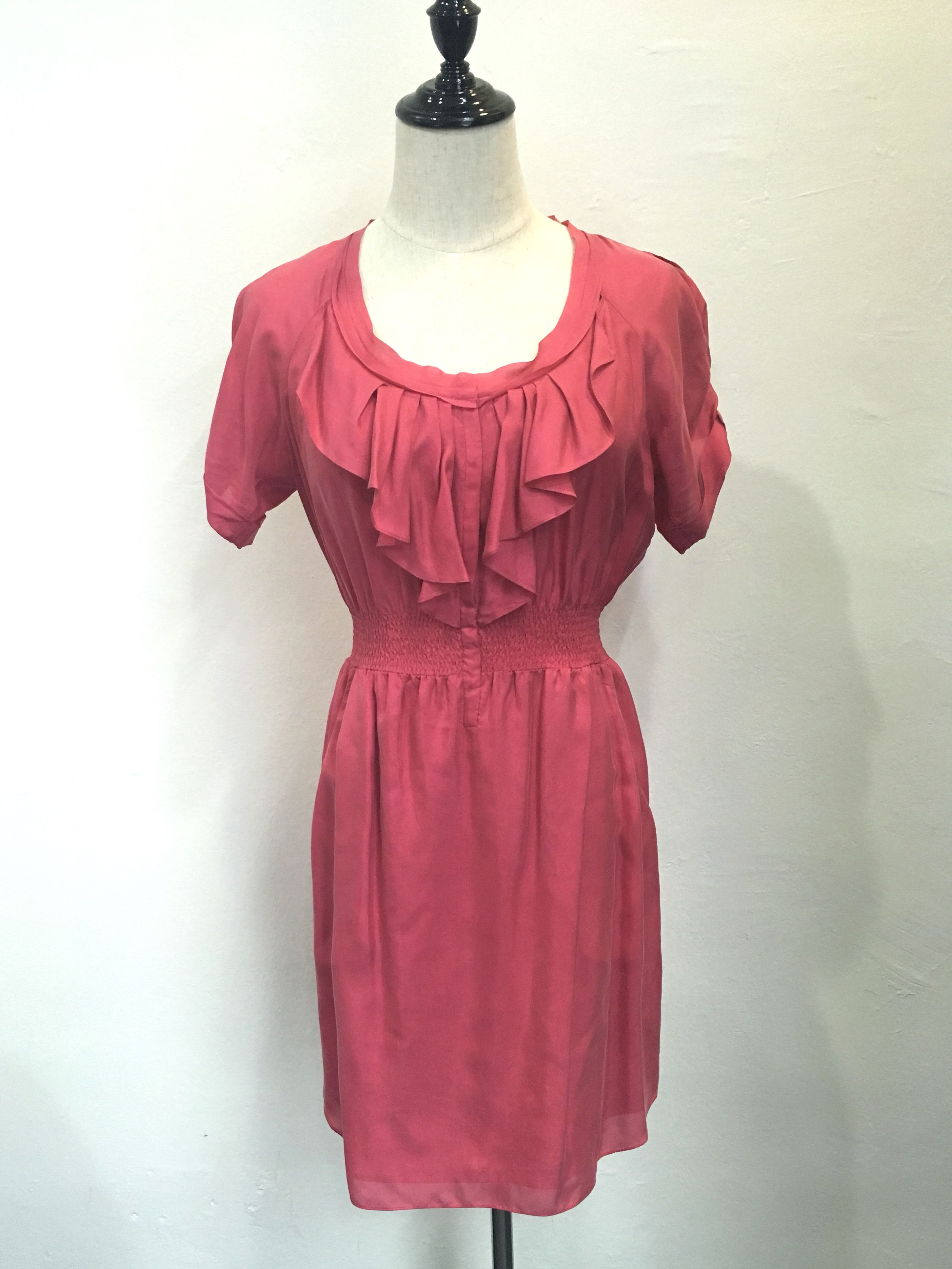 4f97935c9f92 Rebecca Taylor One Piece Pink Dress