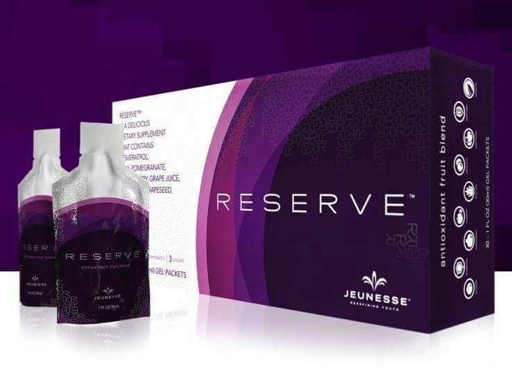 RESERVE™ 沛泉菁華白藜蘆醇 🈹🈹🈹 1盒30包裝