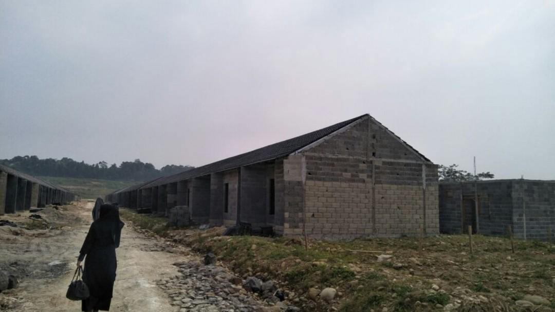 Rumah Subsidi, Cicilan hanya 900rb an di Citeureup