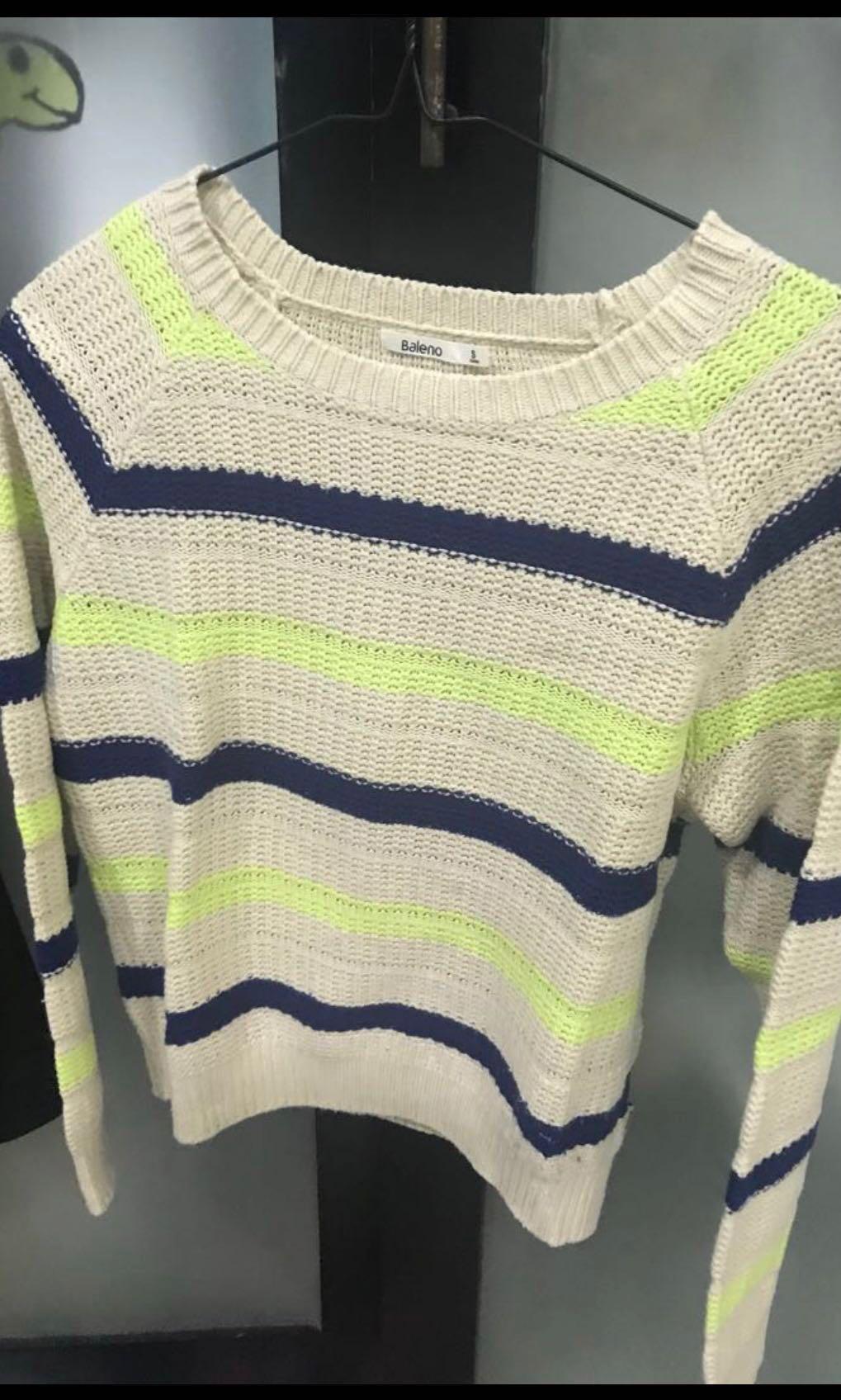 Sweater baleno