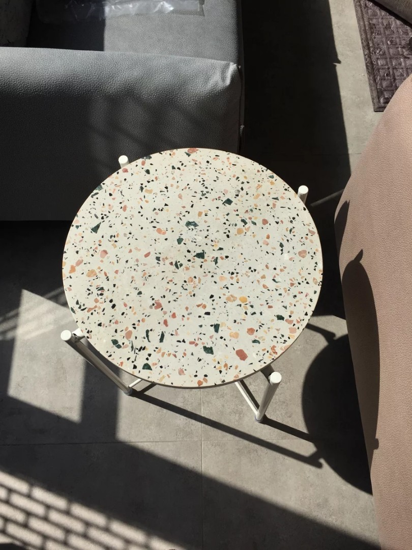 Terrazzo Marble Side Table Furniture Tables Amp Chairs On