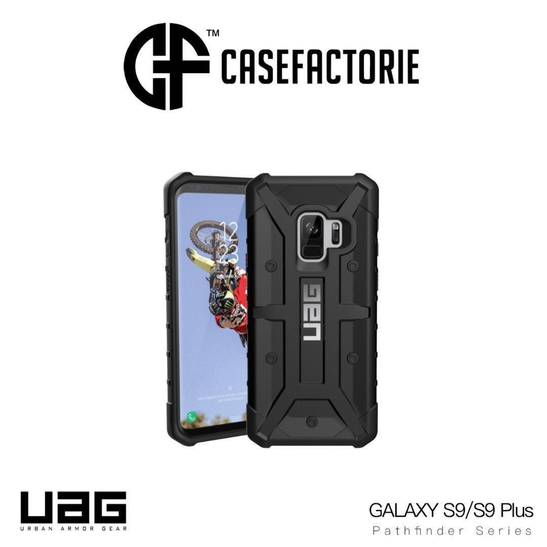 new style 02c4f 05a0a UAG Pathfinder Case For Samsung Galaxy S9/S9 Plus