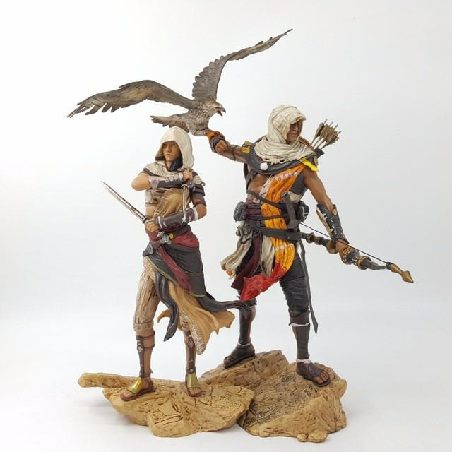 Ubicollectibles Assassin S Creed Origins Statue Set Toys Games