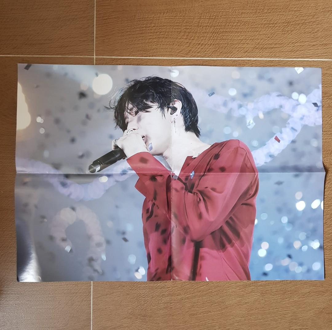 VIXX LEO fansite poster, Entertainment, K-Wave on Carousell
