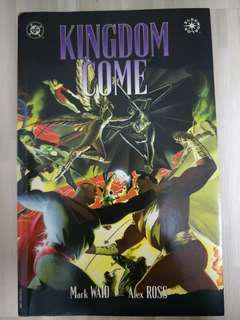 🚚 DC kingdom Come Trade Paperback
