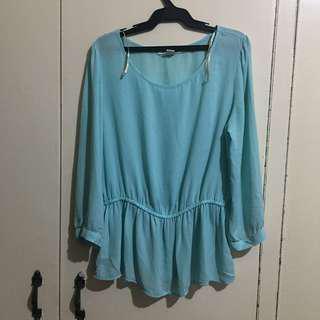 Chiffon F21 blouse