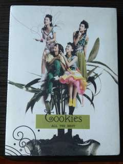 Cookies CD - All Tge Best