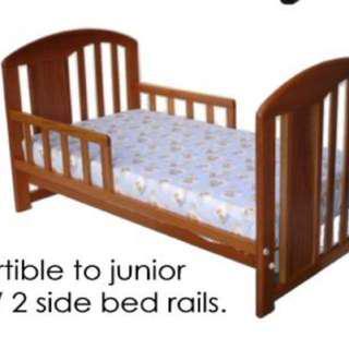 Bimbo Bello cot bed