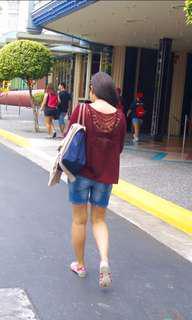 H&M Top Lace Blouse