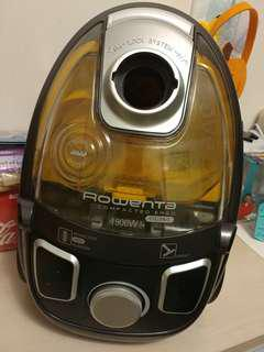 Rowenta 吸塵機