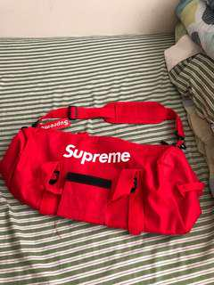 Supreme Duffel Bag