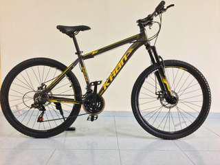 Brand new KABN mountain bike (alloy frame)