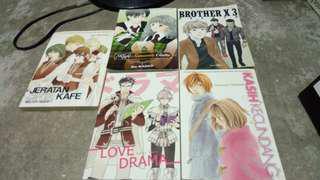 Manga Cinta