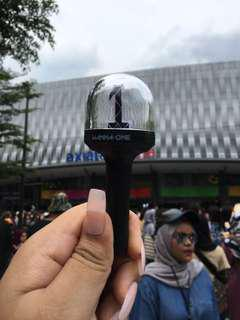 Mini nable bong / Wanna one mini lightstick