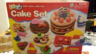 Doh-Dough Cake Set